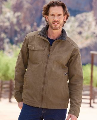 DRI DUCK 5037 Endeavor Canyon Cloth™ Canvas Jacket with Sherpa Lining Catalog