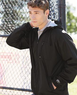 Rawlings 9728 Hooded Full-Zip Wind Jacket Catalog