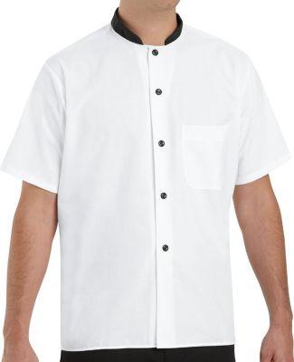 Chef Designs SP04 Black Trim Cook Shirt Catalog