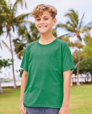 3931B Fruit of the Loom Youth 5.6 oz. Heavy Cotton T-Shirt Catalog