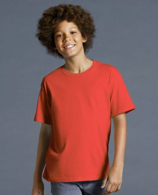990B Anvil Combed Ring Spun Cotton Fashion Youth T-Shirt  Catalog
