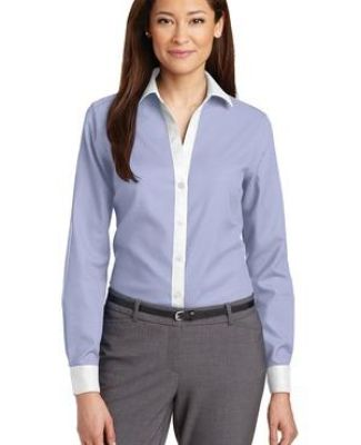 Red House RH77  Ladies Non-Iron Diamond Dobby Shirt Catalog