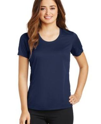Sport Tek LST380 Sport-Tek Ladies PosiCharge Elevate Scoop Neck Tee Catalog