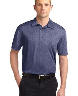 Sport Tek ST660 Sport-Tek Heather Contender Polo Catalog