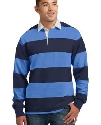 Sport Tek ST300 Sport-Tek Long Sleeve Rugby Polo Catalog