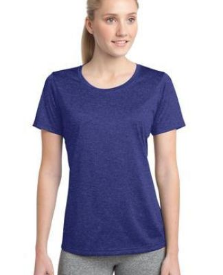 Sport Tek LST360 Sport-Tek Ladies Heather Contender Scoop Neck Tee Catalog
