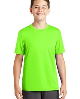 Sport Tek YST320 Sport-Tek Youth PosiCharge Tough Tee Catalog