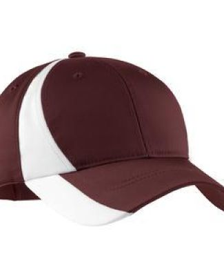 Sport Tek YSTC11 Sport-Tek Youth Dry Zone Nylon Colorblock Cap Catalog