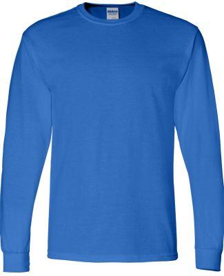 8400 Gildan 5.6 oz. Ultra Blend® 50/50 Long-Sleev ROYAL