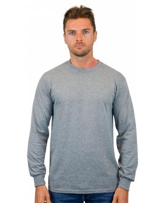 8400 Gildan 5.6 oz. Ultra Blend® 50/50 Long-Sleeve T-Shirt Catalog