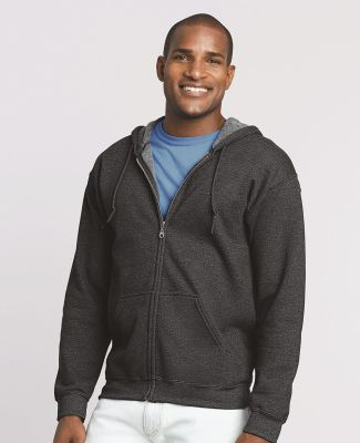 18600 Gildan 7.75 oz. Heavy Blend™ 50/50 Full-Zip Hood Catalog