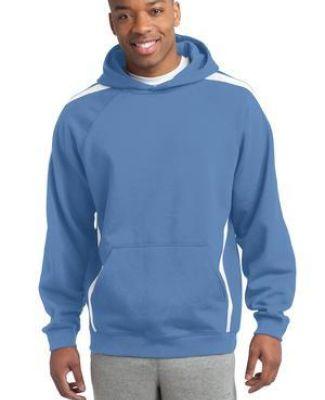 Sport Tek TST265 Sport-Tek Tall Sleeve Stripe Pullover Hooded Sweatshirt Catalog