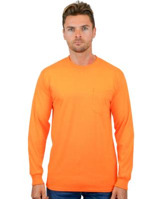 2410 Gildan 6.1 oz. Ultra Cotton® Long-Sleeve Pocket T-Shirt Catalog