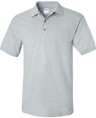2800 Gildan 6.1 oz. Ultra Cotton® Jersey Polo SPORT GREY