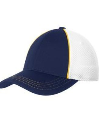 Sport Tek STC29 Sport-Tek Piped Mesh Back Cap Catalog