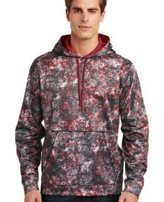 Sport Tek ST230 Sport-Tek Sport-Wick Mineral Freeze Fleece Hooded Pullover Catalog