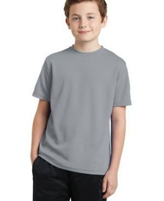 Sport Tek YST340 Sport-Tek Youth PosiCharge RacerMesh Tee Catalog