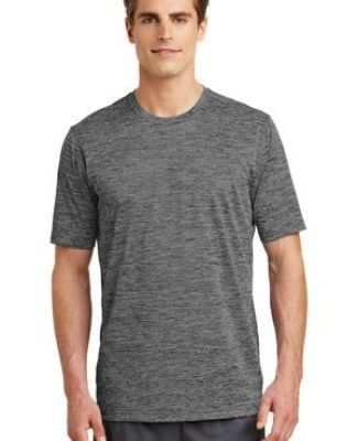 Sport Tek ST390 Sport-Tek PosiCharge Electric Heather Tee Catalog