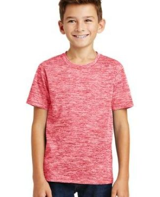 Sport Tek YST390 Sport-Tek Youth PosiCharge Electric Heather Tee Catalog