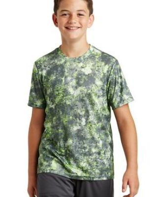 Sport Tek YST330 Sport-Tek Youth Mineral Freeze Tee Catalog