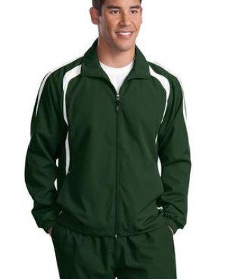 Sport Tek TJST60 Sport-Tek Tall Colorblock Raglan Jacket Catalog