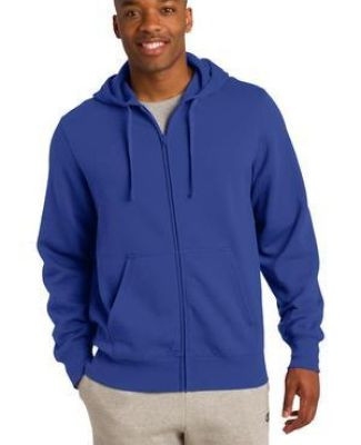 Sport Tek ST258 Sport-Tek Full-Zip Hooded Sweatshirt Catalog