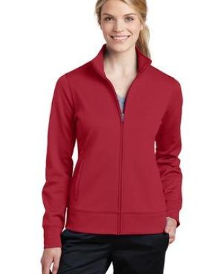 Sport Tek LST241 Sport-Tek Ladies Sport-Wick Fleece Full-Zip Jacket Catalog