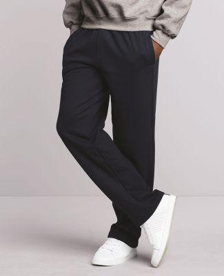 G123 Gildan 9.3 oz. Ultra Blend® 50/50 Open-Bottom Sweatpants Catalog