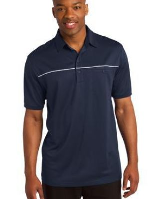 Sport Tek ST686 CLOSEOUT Sport-Tek PosiCharge Micro-Mesh Piped Polo Catalog