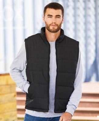Burnside 8700 Puffer Vest Catalog