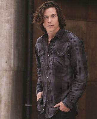 Burnside 8206 Long Sleeve Western Shirt Catalog