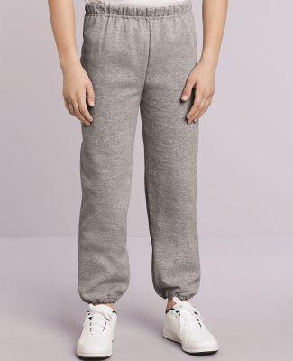 18200B Gildan Youth 7.75 oz. Heavy Blend™ 50/50 Sweatpants Catalog