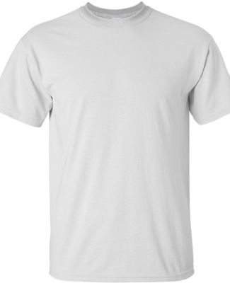 2000T Gildan Tall 6.1 oz. Ultra Cotton T-Shirt WHITE