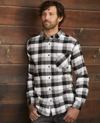 Weatherproof 164761 Vintage Brushed Flannel Long Sleeve Shirt Catalog