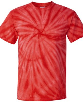 Dyenomite 200CY Cyclone Pinwheel Short Sleeve T-Sh Red