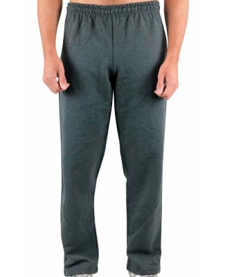 G184 Gildan 7.75 oz., 50/50 Open-Bottom Sweatpants Catalog