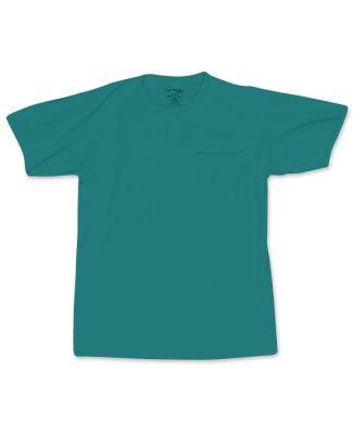 Dyenomite 455PG Pigment Dyed Garment Tie Dye T-Shi Aqua