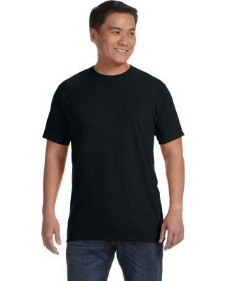 450 Anvil 50/50 Organic Recycled Tee Black (Discontinued)