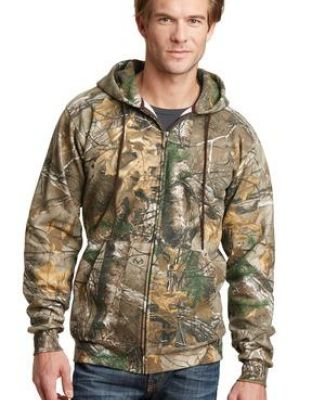 Russell Outdoor RO78ZH s Realtree Full-Zip Hooded Sweatshirt Catalog