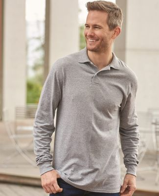 Jerzees 437MLR SpotShield Long Sleeve Jersey Sport Shirt Catalog