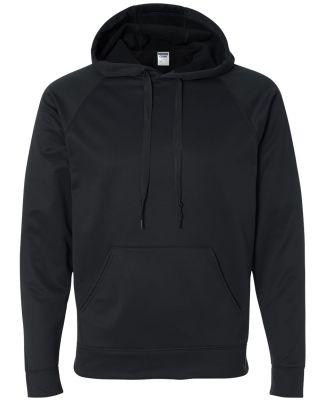 Jerzees PF96MR Dri-Power® Sport Hooded Sweatshirt Black