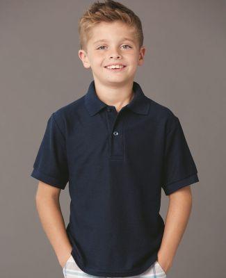 Jerzees 537YR Easy Care Youth Pique Sport Shirt Catalog