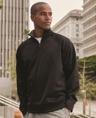 Jerzees PF95MR Dri-Power® Sport Quarter-Zip Cadet Collar Sweatshirt Catalog