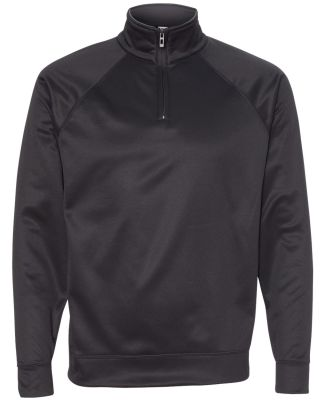 Jerzees PF95MR Dri-Power® Sport Quarter-Zip Cadet Black