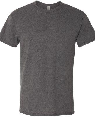 Jerzees 601MR Dri-Power Active Triblend T-Shirt Black Heather