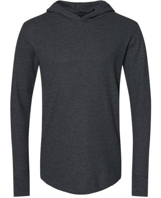 Next Level 8221 Unisex Thermal Hoody HEATHER CHARCOAL