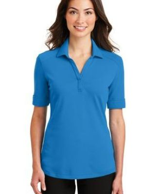 242 L5200 Port Authority Ladies Silk Touch Interlock Performance Polo Catalog