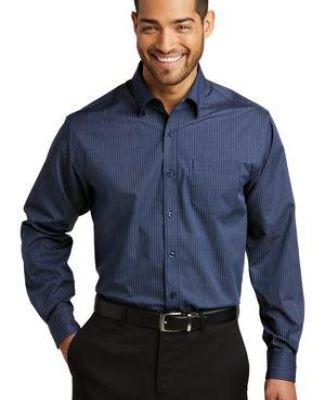 242 W643 Port Authority Micro Tattersall Easy Care Shirt Catalog