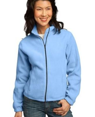 242 LP77 CLOSEOUT Port Authority Ladies R-Tek Fleece Full-Zip Jacket Catalog