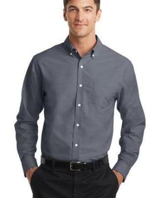 242 TS658 Port Authority Tall SuperPro Oxford Shirt Catalog